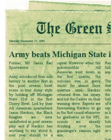 Army beats Michigan State in Cherry Bowl-001