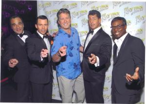 "Author & ""The Rat Pack"" in Vegas!"