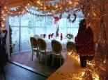 Christmas dinner in NY 2012