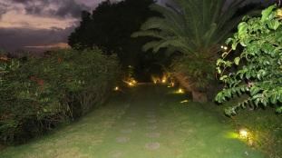 Night passage in Sint Maarten