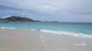 Mullet Beach in Sint Maarten