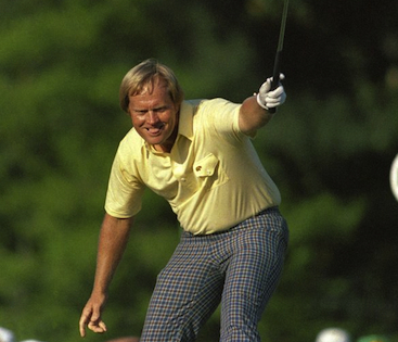 Jack Nicklaus last Masters Victory in 1986 at the age of 46