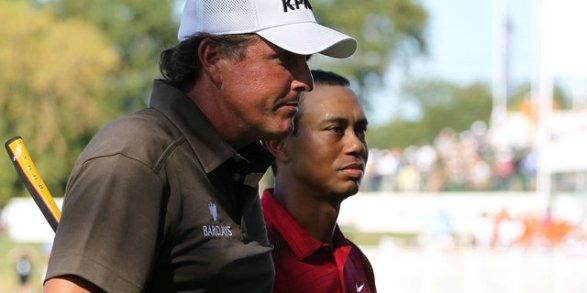 Phil & Tiger