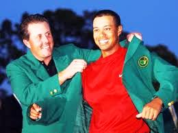 The newest Masters rivalry Phil & Tiger