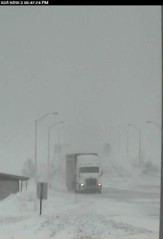 Mackinac Bridge photo taken today at 5:47pm