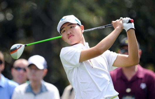 Tianlang Guan 14 year old China prodigy