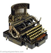 NorthsNorth's Typewriter1892