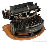 National Typewriter Co. 1889
