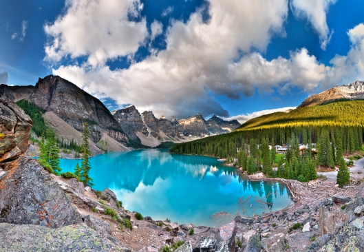 mORAINE lAKE dESKTOP