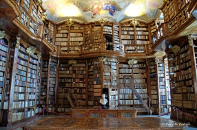 St. Florian Monastery is the largest monastery in Austria and is home to some of the most beautiful examples of Baroque architecture in all of the world.