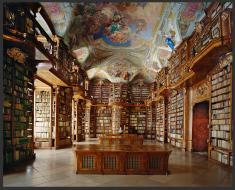 St. Florian Library in Upper Austria.