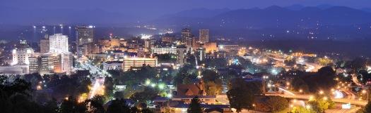 Nightlife in Asheville, North Carolina