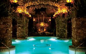 Just one of the spas at The Grove Park Inn to captivate and reinvigorate the soul!