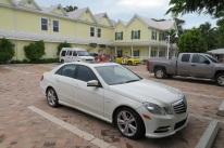 Hardroc's Mercedes in Key West!